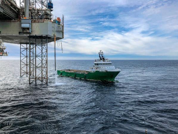 Gambar Gambar Pelatihan K3 Minyak dan Gas Offshore